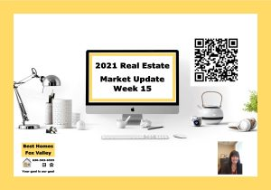 2021 Real Estate market update week 15 Cover