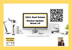 2021 Real Estate market update week 16 Cover