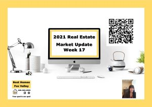 2021 Real Estate market update week 17 Cover