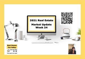 2021 Real Estate market update week 24 Cover