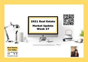 2021 Real Estate market update week 27 Cover