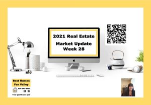 2021 Real Estate market update week 28 Cover