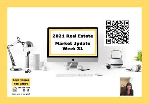 How many FHA deals closed in week 31-Cover