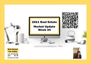 How many homes closed 2,000 square feet or more week 34-Cover