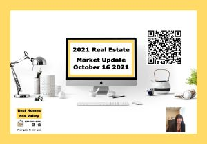 Fox Valley Real Estate Market Update October 16 2021-Cover